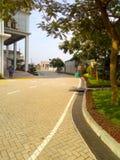 Nice road pic. Road nice bangladesh Stock Photo