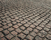 Road from the old pavers.pavers on the sidewalk.street tiles. Road from the old palavers on the sidewalk.street tiles Stock Photo