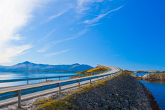 Road of open possibilities, Royalty Free Stock Photography