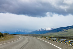 Road Patagonia Argentina Royalty Free Stock Image