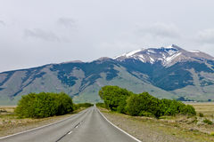 Road Patagonia Argentina Stock Photo