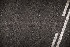 Road Pavement Background Stock Image