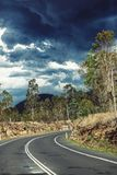 Road in Queensland, Australia Stock Photography