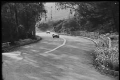 Road race stock video