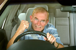 Road Rage 3 Royalty Free Stock Photo