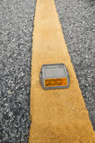 Road Reflector Royalty Free Stock Image