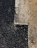Road repair. Stock Photography