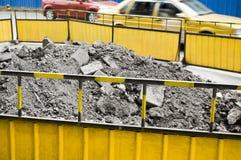 Road Repair Royalty Free Stock Photos