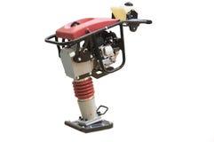 Road repair machine Royalty Free Stock Images