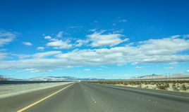 On the road (Road trip) Royalty Free Stock Photography