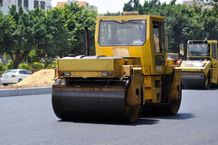 Road roller Stock Photos