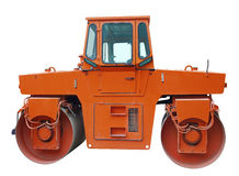 Road roller Stock Photography