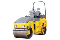 Road rollers Stock Photography
