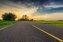 Road.  Royalty Free Stock Photos