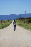 road rural στοκ φωτογραφία με δικαίωμα ελεύθερης χρήσης