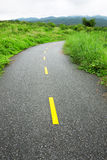 Road in rural area Royalty Free Stock Photos