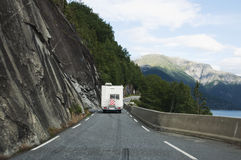 Road RV Stock Images