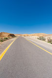 Road in Sands Stock Image