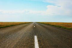 Free Road Sent To Distance To Horizon Stock Photo - 52653900