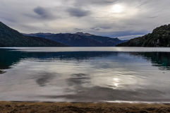 Road of the Seven Lakes, Argentina Royalty Free Stock Photos