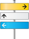 Road sign Stock Photos
