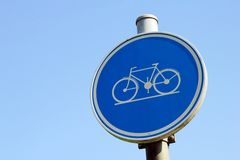 Road sign Stock Photography