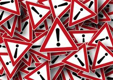 Road Sign, Attention, Right Of Way Royalty Free Stock Image