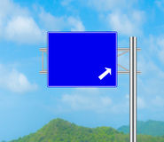 Road Sign concepts Stock Photo