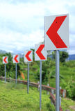 Road signs Royalty Free Stock Image