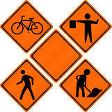 Road Signs Stock Images
