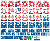 Free Road Signs Stock Photos - 55473753
