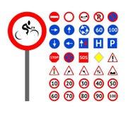 Signage Stock Image