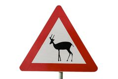 Road signs 14 Royalty Free Stock Images