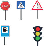 Road signs Stock Photography