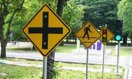 Road sing Stock Image