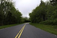 Smoky Mountains Stock Image