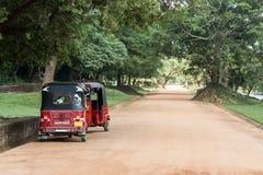 Road on Sri Lanka Stock Photos