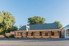 Road stall in Calitzdorp Stock Images