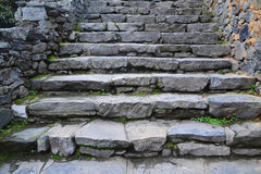 Road steps Stock Photos