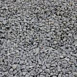 Road stone gravel texture background Stock Photos