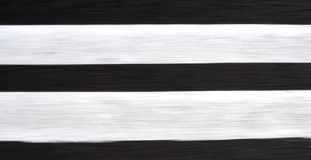 Road stripes Stock Photography
