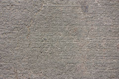 Road surface close up of stone texture Royalty Free Stock Image