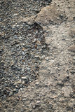 Road surface Stock Photo