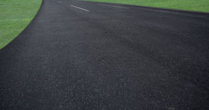 Road surface Stock Images
