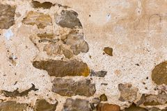 Road surface made of natural stone royalty free stock photo