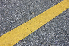 Road surface texture. Asphalt cracked road surface texture Royalty Free Stock Photography