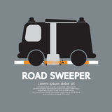 Road Sweeper Car Stock Photos