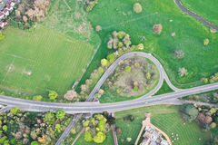 Road System Stock Photography