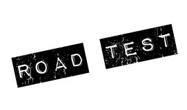 Road Test rubber stamp Royalty Free Stock Photography