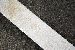 Road Texture Royalty Free Stock Photography